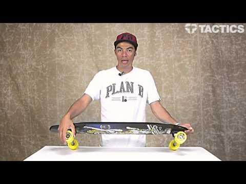 Sector 9 Brandy Downhill Division 40 Inch Complete Longboard Review - Tactics.com