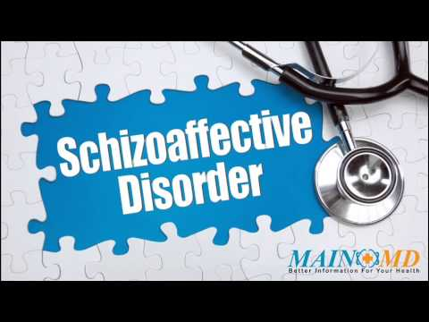 Schizoaffective Disorder ¦ Treatment and Symptoms - YouTube