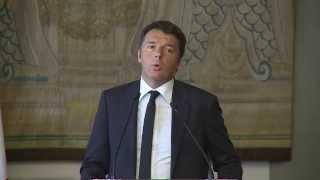 Matteo Renzi sul Caso Aylan Bambino Siriano Morto sulla Spiaggia