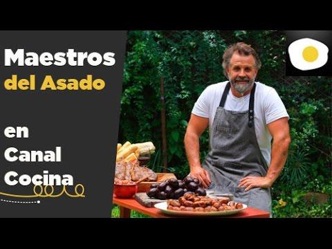 Los secretos de una barbacoa argentina en maestros del - Canal de cocina ...