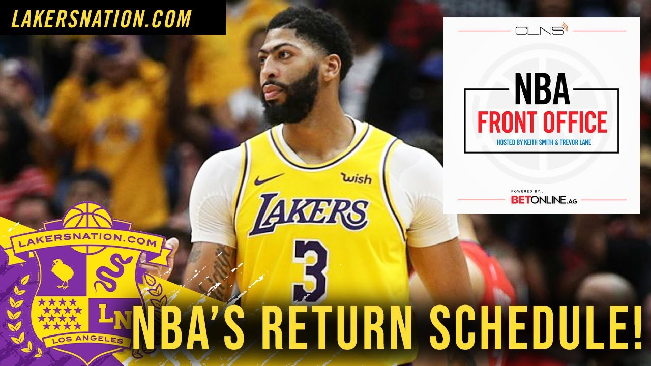 When will the NBA return in 2020? Key dates, schedule & more to ...
