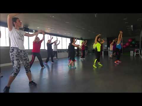 ZUMBA * Banda XXI chica sexy* choreography ZUMBA with EDA