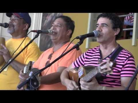 Santiago de Cuba - Los Guanches en la Cervecería de la Alameida