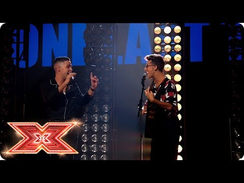 Jack & Joel on The Edge of Heaven! | Live Shows | The X Factor 2017