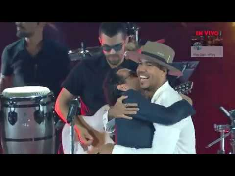 Romeo Santos ft Marc Anthony - Yo También, Somos Live, One Voice Full HD