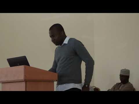 Presentation by Fidelis Onyejegbu on Reducing Inequality Part 12