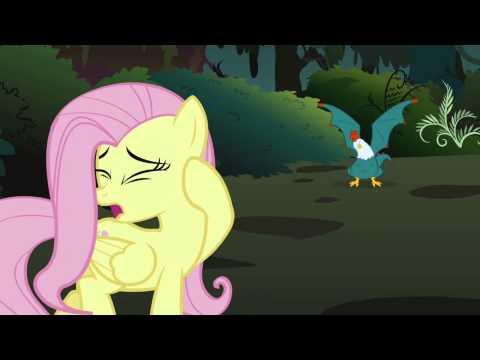 Littlest Pony Shop: Wolf-I-fied
