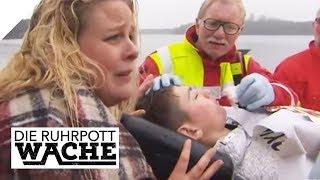 Kleiner Streich endet tragisch: Timmy (12) ertrinkt fast! | Die Ruhrpottwache | SAT.1 TV
