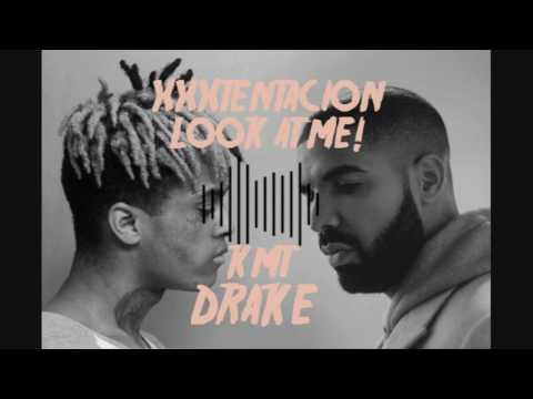 "XXXTENTACION ""Look At Me!"" X Drake ""KMT"" MASH UP"