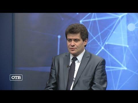 Александр Высокинский – о ситуации с коронавирусом в Екатеринбурге