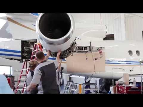 TFE731 Engine MPI