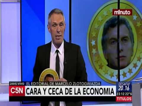 C5N - Desafio 2016: Editorial Marcelo Zlotogwiazda