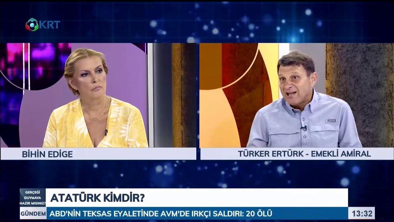 Gerçeği Duymaya Hazır Mısınız? | Bihin Edige & Türker Ertürk | 4 Ağustos 2019
