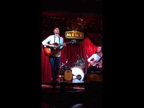 """Wanna Be Me""—Live at the Mint LA with Jesse Carmichael, 7/22/13"