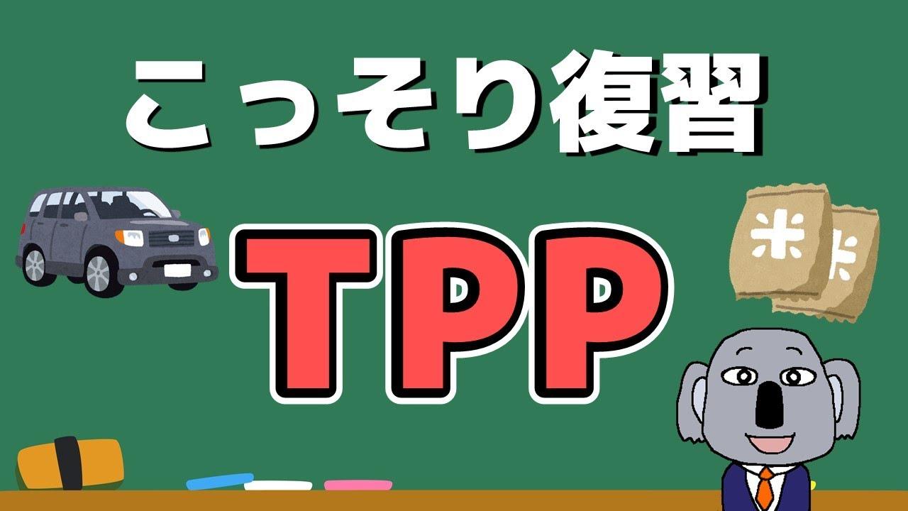 【アニメで解説】TPPを簡単に分かりやすく!中国の参加申請で何が起こる?