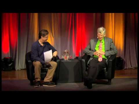 David Williamson 'Happiness, flourishing and the creative live' at Happiness & Its Causes 2012