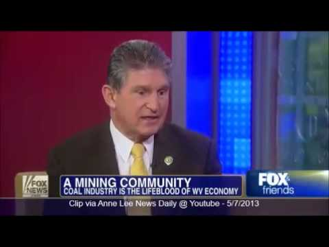 Sen. Joe Manchin Responds To Marine