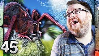 ARK: Survival Evolved Ragnarok - SPIDERS!