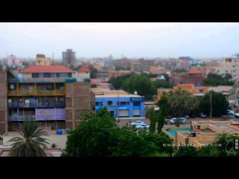 Miniature Nikon D5100 - Khartoum 2 area, Sudan 2012