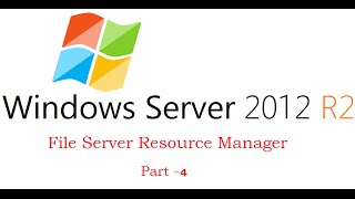 file screening Management in windows server 2012 r2 (part 4)