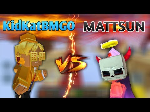 Vs KidkatBMGO But… - Bed Wars [BlockmanGo]