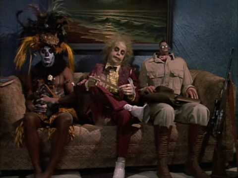 Beetlejuice End