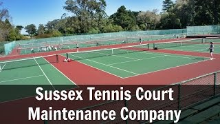 Sussex Tennis Court Maintenance Company