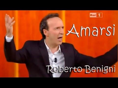 Amarsi e la felicità-Roberto Benigni