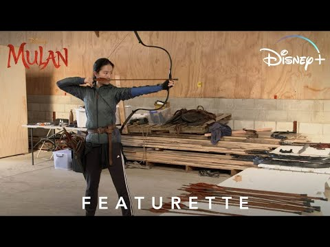 Mulan Epic Filmmaking Featurette – Coming To Disney+ September 4th