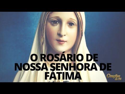 O ROSÁRIO DE NOSSA SENHORA DE FÁTIMA