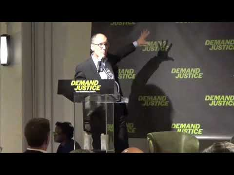Simon Conway - DNC Chair complains about voters being influenced by Church! Is he right?