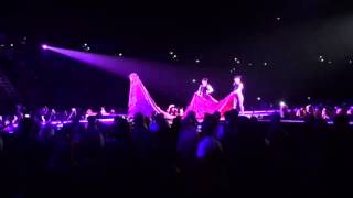 Madonna Rebel Heart Tour - live at Vector Arena New Zealand 2016