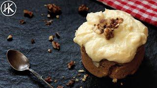 Keto Pumpkin Spice Mug Cake | Keto Dessert Recipes | Headbanger's Kitchen