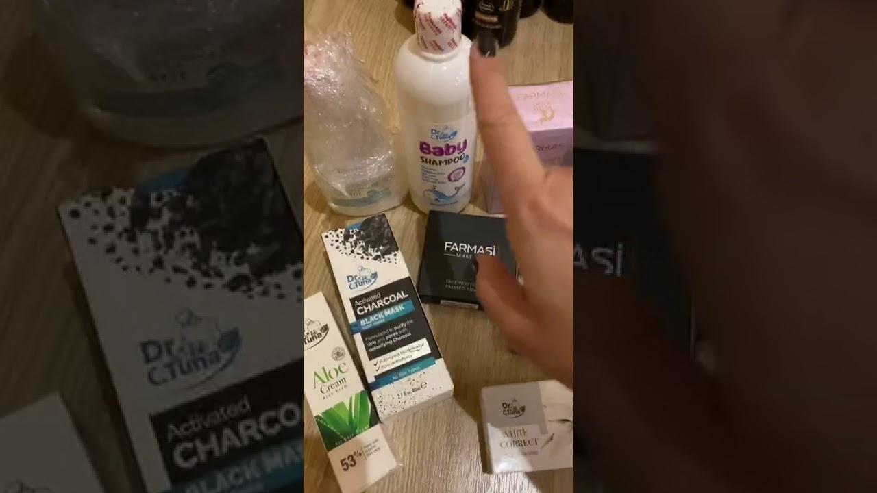 Турецкая косметика фармаси купить flax косметика купить