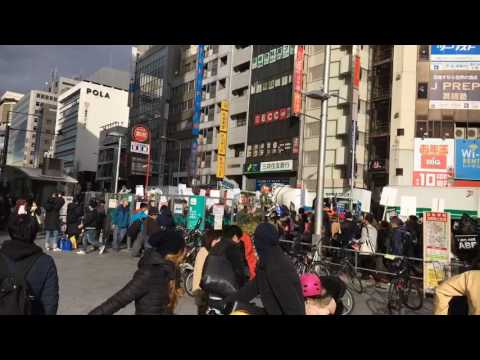 菅直人元首相ら「アベハヤメロ アベハヤメロ」「国民なめんな 国民なめんな 」 都心で安倍政権NOデモ開催