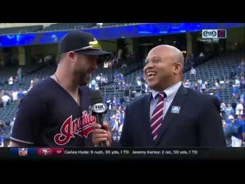 Indians' Jason Kipnis is most proud of his consistency in 2016
