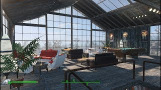 Fallout 4 Red Rocket settlement build PC No mods