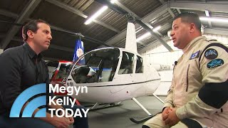 How A Helicopter Pilot Saved Lives After Hurricane In Puerto Rico | Megyn Kelly TODAY