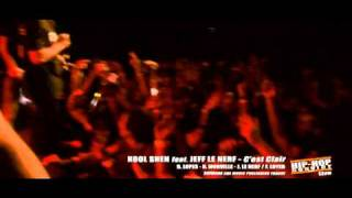 KOOLSHEN - Extrait LIVE - C CLAIR - Hip Hop Convict 4