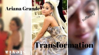I became Ariana Grande in 24 HOURS [CC]