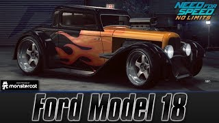 Need For Speed No Limits: Ford Model 18 (Customization + MAXXED OUT)