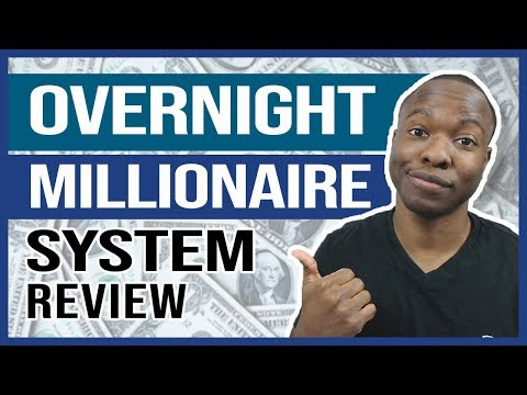 Overnight Millionaire Review: PAID $37 For Wesley Virgins System And THIS Happened...