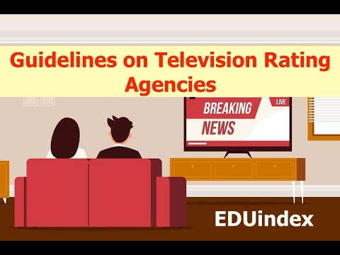 Guidelines on Television Rating Agencies in India