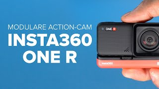 Insta360 One R: Modulare Actioncam im Test | deutsch