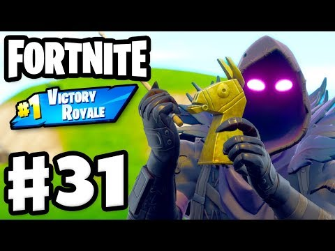 Needs More Llama Bell! Squads #1 Victory Royale! - Fortnite - Gameplay Part 31