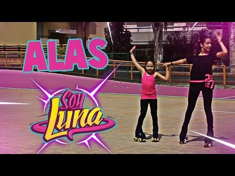 Alas (Soy Luna) - Dance With Skates