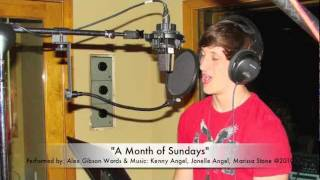 A Month of Sundays by Alex Gibson