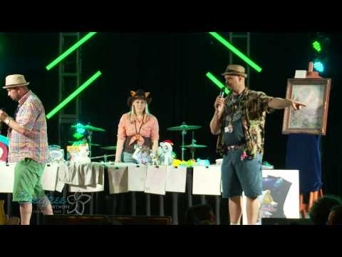 Everfree Northwest 2013 - Charity Auction