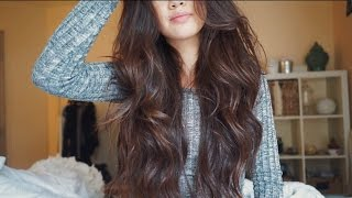 easy loose curls in under 10 mins   viviannnv