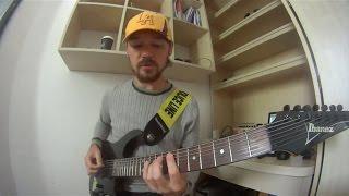 нужно ли заниматься на гитаре на чистом звуке или на перегрузе